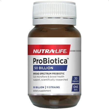 NL Probiotic 50 Billion 30caps