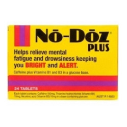 NO Doz Plus Tablets 24'S