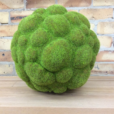 Nobbly Moss Ball - L