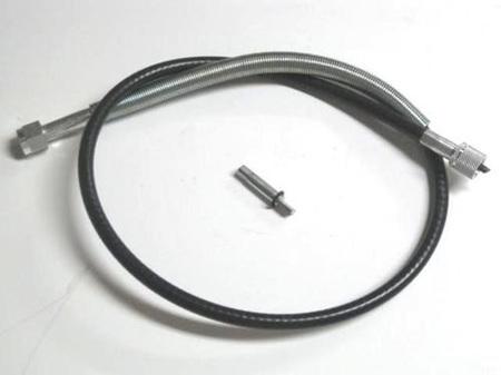"""Norton Atlas & Dominator Tacho Cable 2'8"""""""