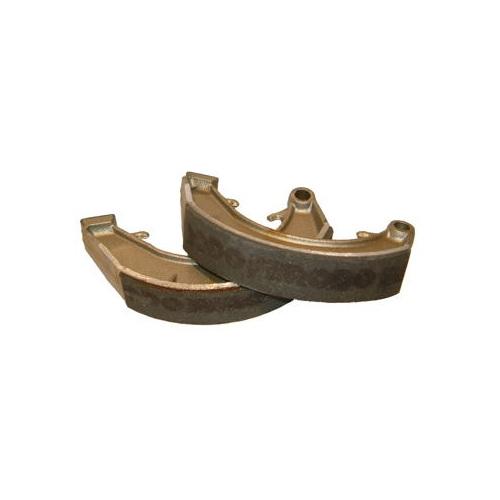 "Norton Dominator & Atlas front 8"" full width brake - Ferodo brake shoes FSB923"