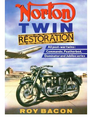 Norton Twin Restoration - Roy Bacon