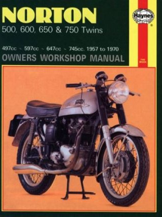 Norton Twins Owners Workshop Manual