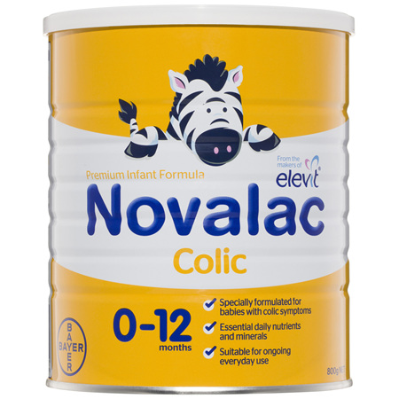 Novalac Colic Premium Infant Formula Powder 800g