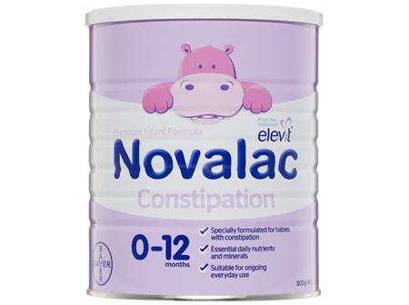 Novalac Constipation Premium Infant Formula Powder 800g
