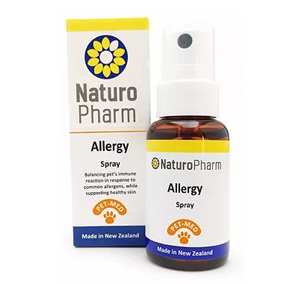 NP PetMed Allergy Spray 25ml