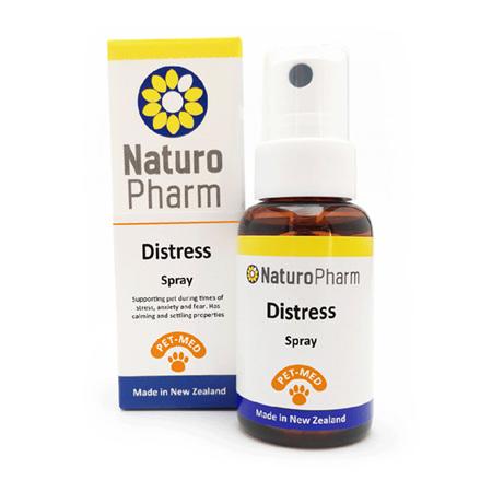 NP PetMed Distress Spr 25ml