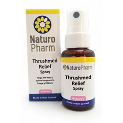 NP Womens Thrushmed Oral Spr 25ml
