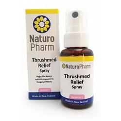 NP Womens Thrushmed Oral Spray 25ml