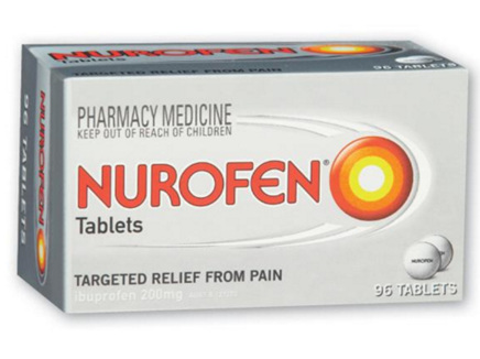 Nurofen - 96 tablets