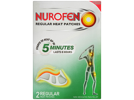 Nurofen Back Pain Heat Pack x2
