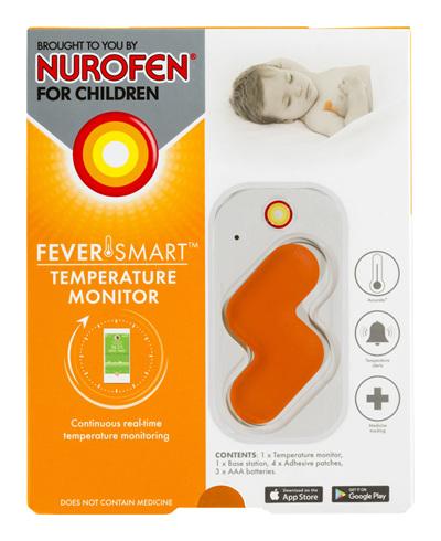 Nurofen for Children FeverSmart Temperature Monitor