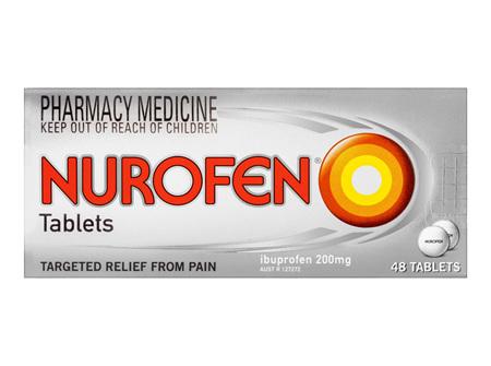 Nurofen Tablets 48 Pack