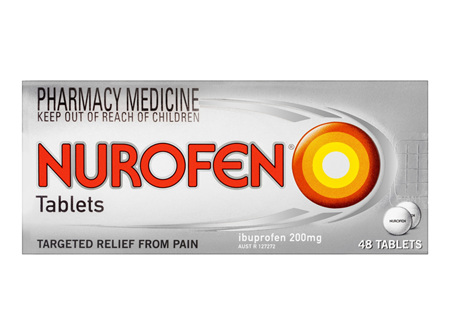 Nurofen Tablets 48 Pack