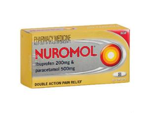Nuromol 48 Tablets