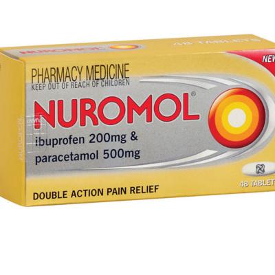 Nuromol - 48 tablets