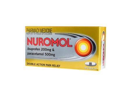 Nuromol Tablets 48 Tabs