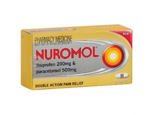NUROMOL Tabs 48s