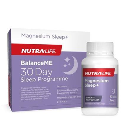 NUTRA-LIFE BalanceME Magnesium Program