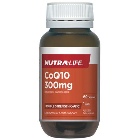 Nutra-Life CoQ10 300mg 60c