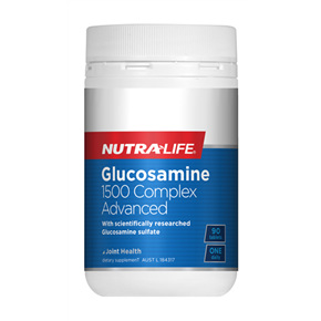 NUTRA-LIFE Glucosamine 1500 Advanced 90tabs