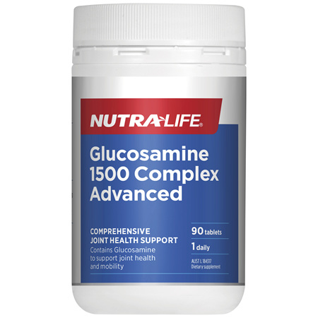 Nutra-Life Glucosamine 1500 Complex Advanced 90 tablets