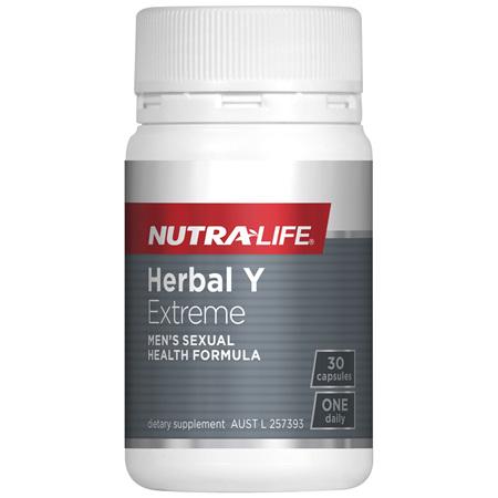 Nutra-Life Herbal Y Extreme 30 capsules