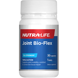 NUTRA-LIFE Joint Bio Flex Capsules 30s