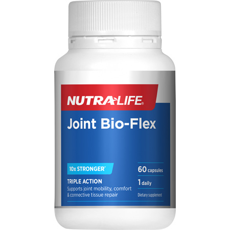 NUTRA-LIFE Joint Bio Flex Capsules 60s