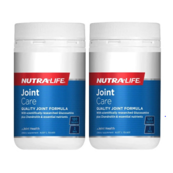 NUTRA-LIFE Joint Care 120caps Twin Pack