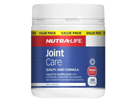 Nutra-Life Joint Care 200 Caps