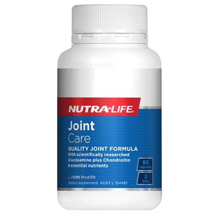 NUTRA-LIFE Joint Care 60caps