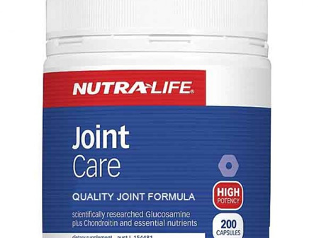 Nutra-Life Joint Care Caps 200