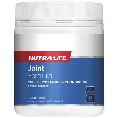 Nutra-Life Joint Formula 200c