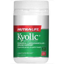 NUTRA-LIFE Kyolic Aged Garlic Ext. 120caps