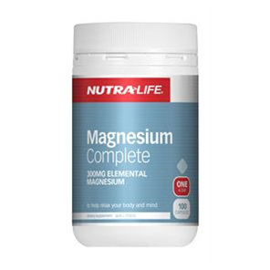 Nutra-Life Magnesium Complete 100s