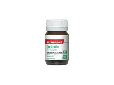 Nutra-Life Probiotica 50 Billion Capsules 30s