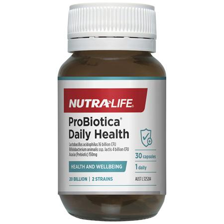 Nutra-Life ProBiotica Daily Health 30c
