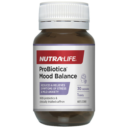 Nutra-Life  ProBiotica Mood Balance 30c