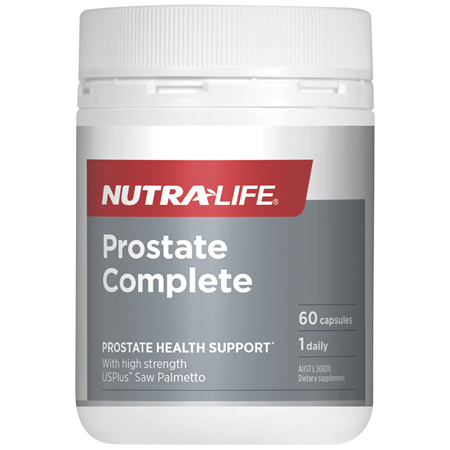 Nutra-Life Prostate Complete 60c