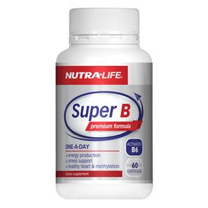 Nutra-Life Super B One-A-Day 60s
