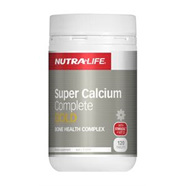 Nutra-Life Super Calcium Comp Gold Tab 60