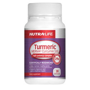 Nutra-Life Turmeric Mervia 550mg 30