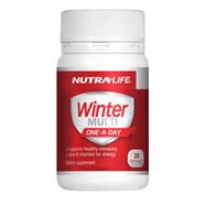 Nutra-Life Winter Multi Hard Gel Cap 30