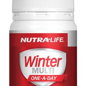 Nutra-Life Winter Multi Hard Gel Cap 30