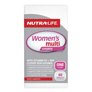 Nutra-Life Womens Multi Complete 60