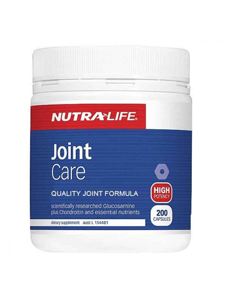 Nutralife Joint Care 200 Caps