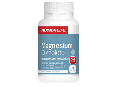 Nutralife Magnesium Complete 50 Tabs