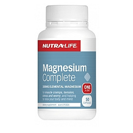Nutralife Magnesium Complete Capsules