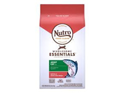 NUTRO ADULT CAT SAL & BROWN RICE 2.27 KG